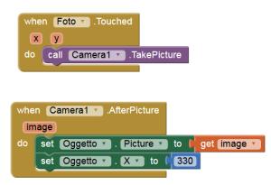 MIT App Inventor2 Apprendimento Personalizzazione