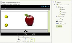 MIT App Inventor 2 Disabilità Android Apprendimento